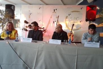 El cantautor isleño Matías Fernández presenta su nuevo disco