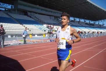Boufeljat subcampeón Andaluz Universitario de Campo a Través