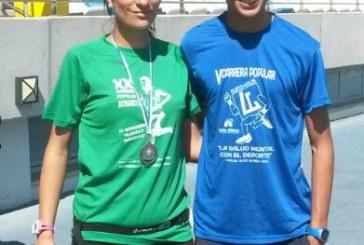 Boufeljat y Lidia Rodríguez ganan en Alosno la Carrera «Cuna del Fandango»
