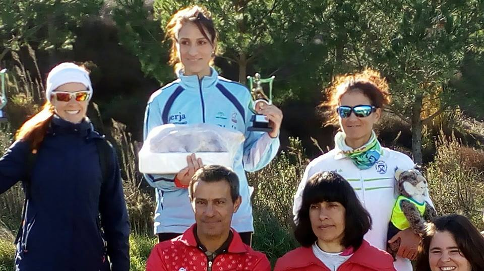 Claudio Rodríguez y Lidia Rodríguez ganan la Carrera del Pavo