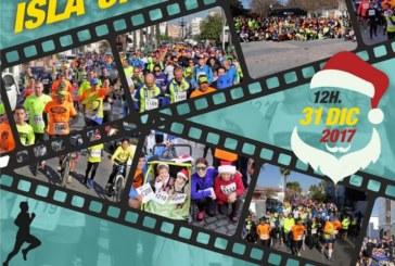 Isla Cristina celebra hoy domingo la «VII San Silvestre 2017»