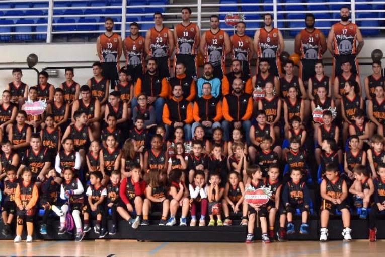 Presentación oficial del Club Baloncesto Ciudad de Palos