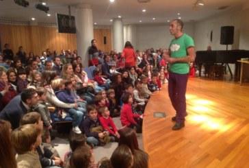 Fundación Caja Rural del Sur trae el cuentacuentos 'La Estrella Polar' de 'Les buffons du Roi' este jueves
