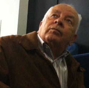 Martín Rodríguez Gamero en el ciclo de conferencias de la Fundación Flores Jimeno