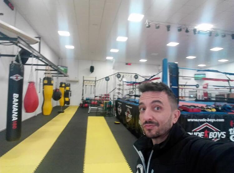 El Maestro de lucha isleño Daniel Gálvez Bayo, vuelve a la competición