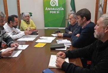 AxSí muestra su preocupación por la situación de las familias que dependen de la pesca de la chirla