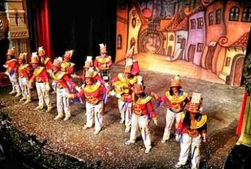 Todo preparado para empezar el XXXV Concurso de agrupaciones del Carnaval Colombino