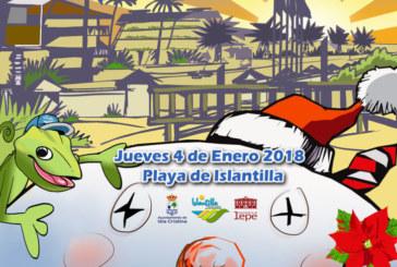 Islantilla acoge este jueves el IV Concurso de Muñecos de Nieve Tumbados al Sol
