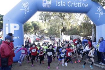 Celebrada con gran éxito de participación la «XX Edición del Cross Pinares de Isla Cristina»
