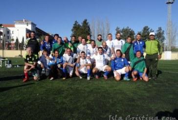 Isla Cristina celebró una jornada de fútbol Solidario