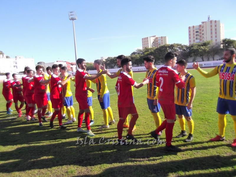 El Isla Cristina no puede pasar del empate ante el Antoniano