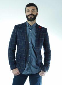 El cantante onubense, Frank Romero, presentará la Gala de Coronación Juvenil