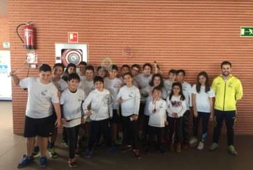 Exitosa tercera jornada del Circuito Provincial de Bádminton celebrado en Isla Cristina