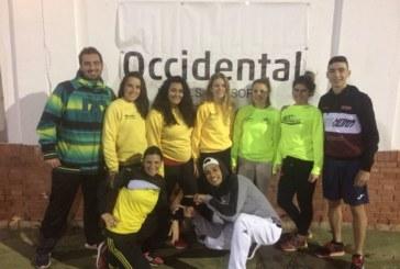 La Marea Amarilla del C.A Isla Cristina, a por las Medallas del Campeonato de Andalucía