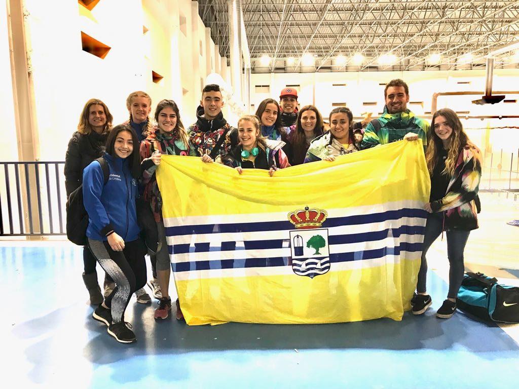 Buenos resultados del Club Atletismo Isla Cristina en el Campeonato de Andalucía