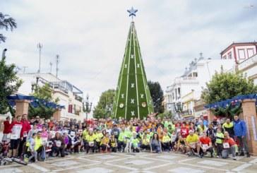 Isla Cristina despidió 2017 haciendo deporte con la VII San Silvestre