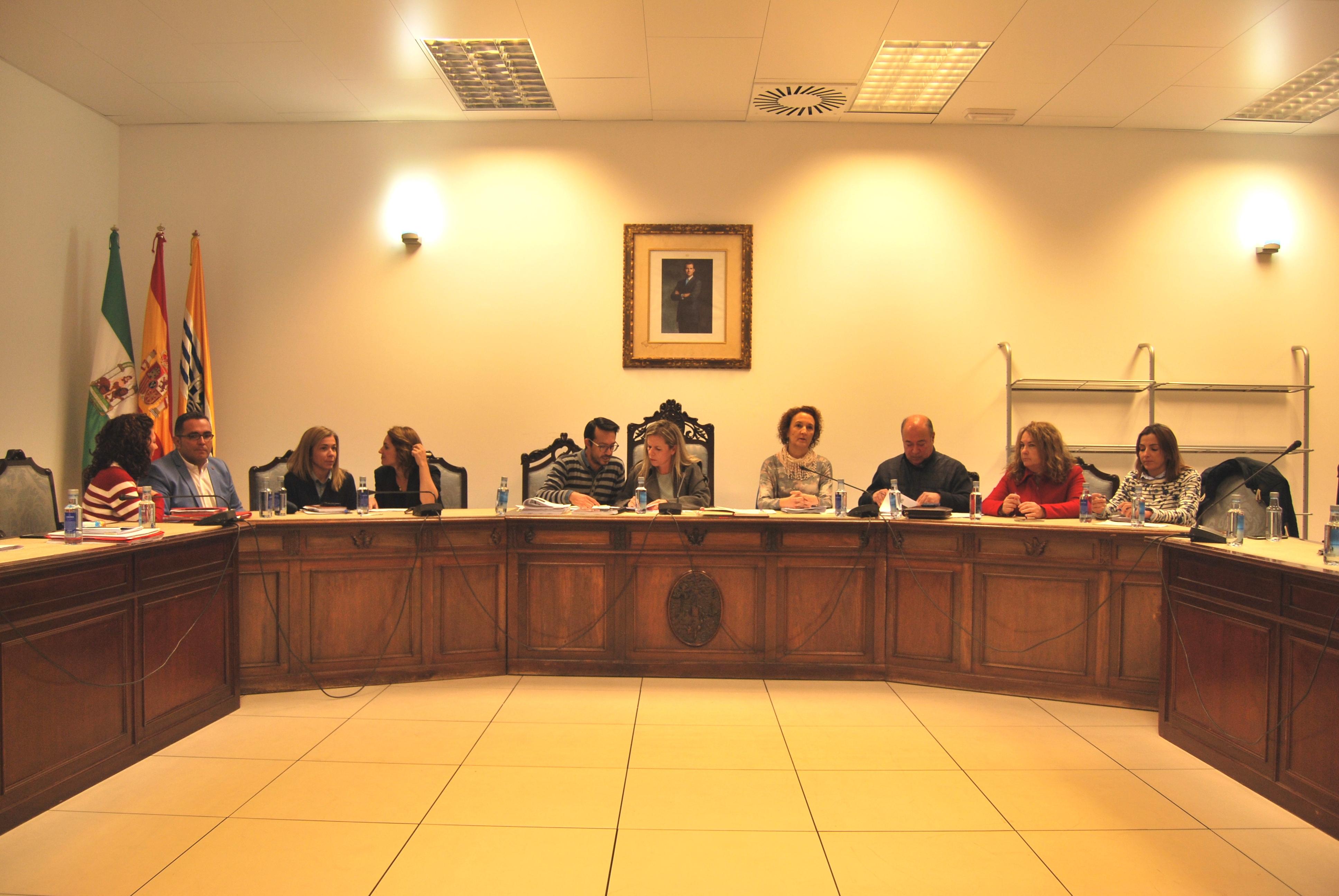 El ayuntamiento de Isla Cristina busca congelar el IBI en 2018 y 2019