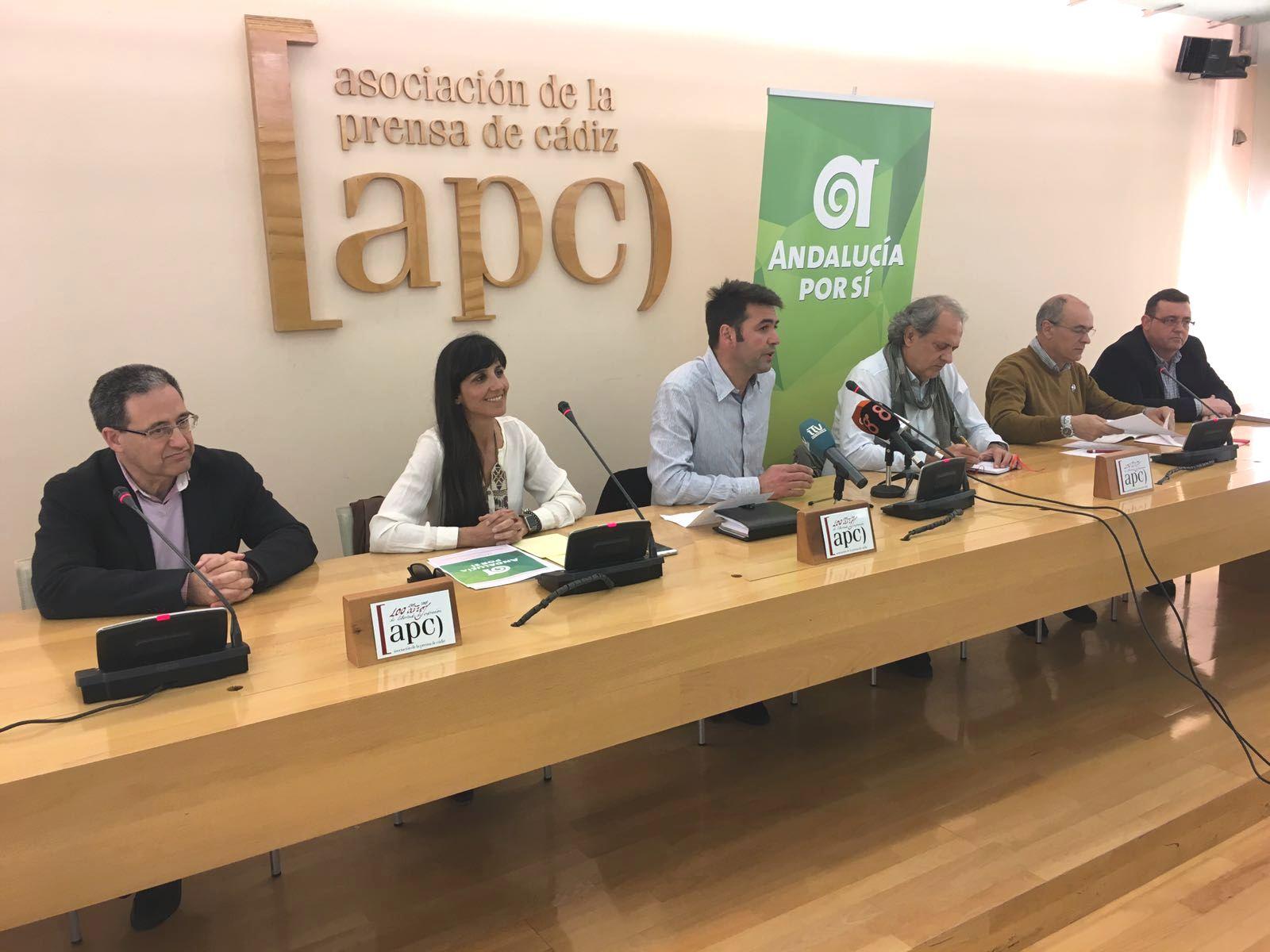 Andalucía Por Sí propone el reconocimiento y la puesta en valor del centenario de la Asamblea de Ronda