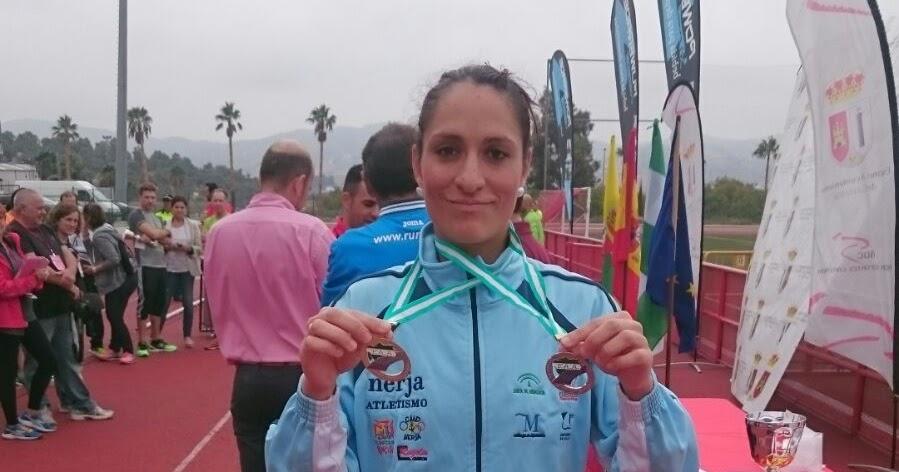 Daniel Andivia y Lidia Rodríguez campeones del Circuito Provincial Gran Fondo Huelva
