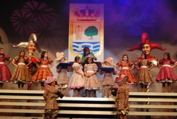 Espectacular Gala de Coronación y Show de la Coronación de la Reina Infantil del Carnaval de Isla Cristina