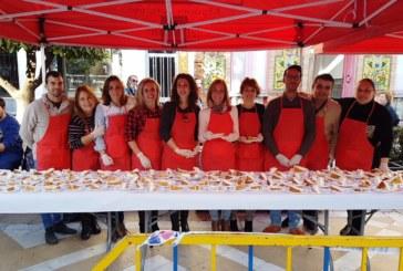 El Ayuntamiento de Isla Cristina Invitó a Chocolate y Roscón de Reyes