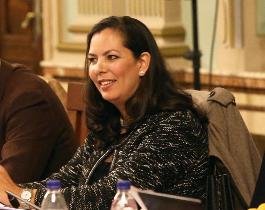 Martín (Cs) celebra la aprobación «por unanimidad» de las mociones de Ciudadanos elevadas al pleno