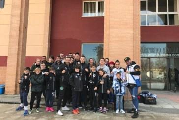 """Éxito del Club Mushindo en el Campeonato Andaluz de Tatami Sport, celebrado en Lucena """"Córdoba"""""""