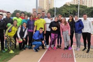 Isla Cristina acogió el Curso de Monitor Nacional de Atletismo
