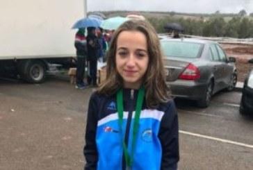 Silvana Rebollo es plata y el equipo Curtius bronce del Andaluz de Cross Corto