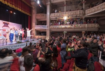 Cabezas regala un Pregón 'Independiente' Cargado de Humor y Buena Música
