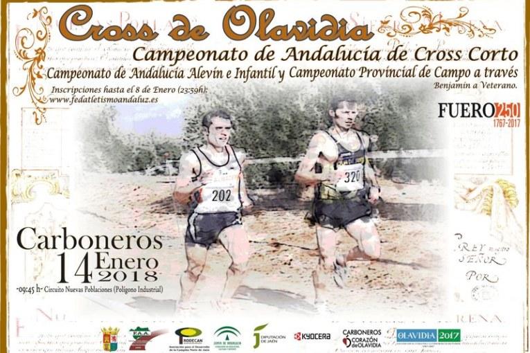 84 Onubenses en el Andaluz de Cross Corto