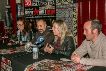 Presentado el 'Rocken Isla 2018': festival este verano en Isla Cristina