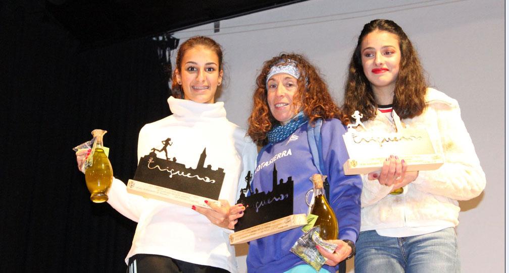 Adrián Andivia y María Belmonte ganan la Nocturna San Antonio Abad