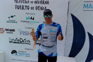 Rubén Gutiérrez se impone en Denia, firmando además un Top 5 Absoluto