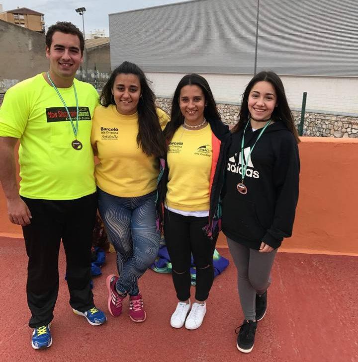 Marina García e Inés Sequera al Campeonato de Andalucía en Málaga