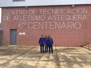 Zenobia Benítez es bronce en el 3000 del Andaluz Sub 18