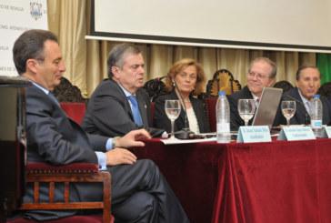 Conferencia de D. Antonio López Jiménez, en torno a Leonardo Da Vinci y la Sábana Santa