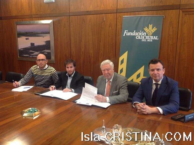 Fundación Caja Rural del Sur apoya los Premios Jóvenes Empresarios de Huelva