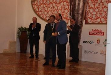 La DOP Jabugo recibe el premio a la Marca Andaluza