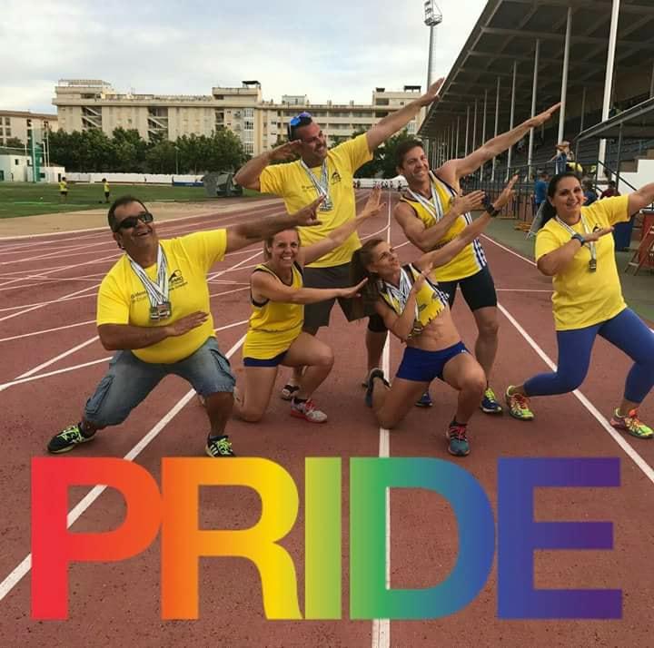 Las viejas glorias onubenses van por medallas a Málaga