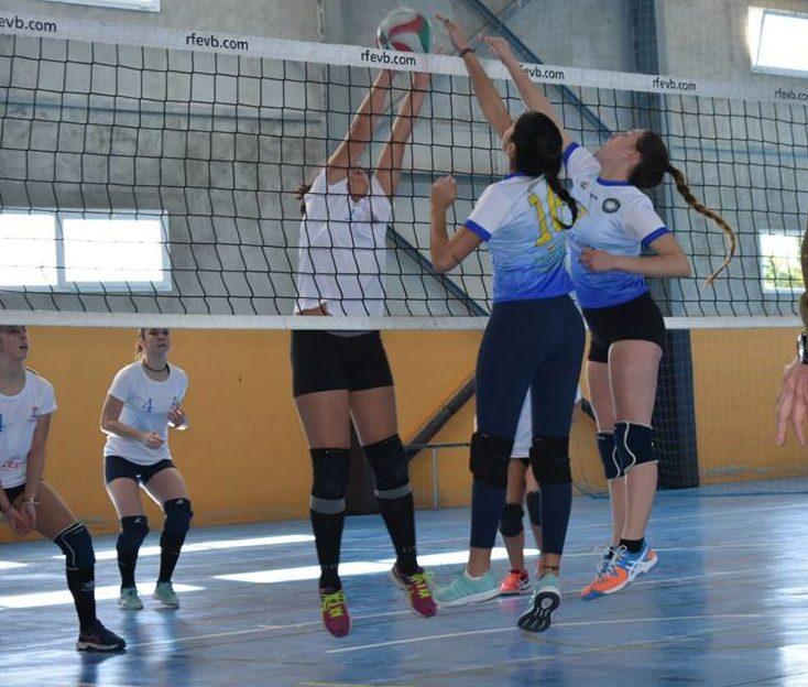 Agenda fin de semana del Club Voleibol Isla Cristina Vic