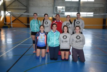 Importante victoria de las Cadetes del Club Voleibol Isla Cristina en Lepe