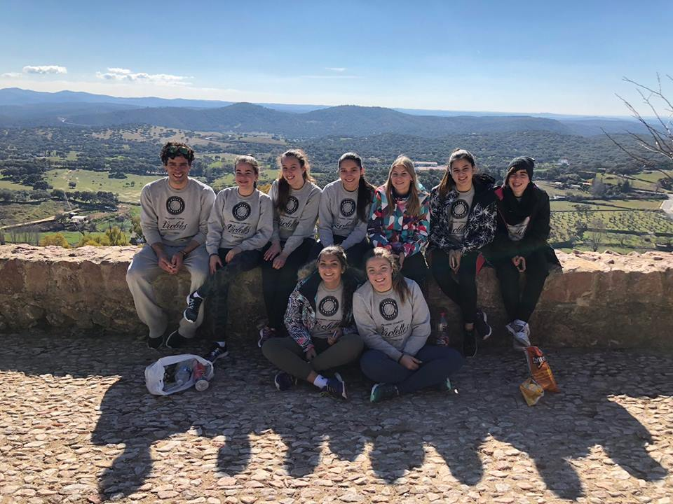 Un mal arbitraje priva al cadete del Club Voleibol Isla Cristina de sacar algo positivo