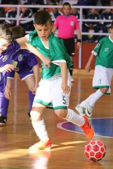 Tomas Méndez convocado por la selección andaluza de F.S.