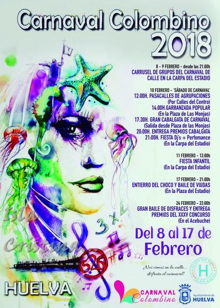 Carrusel Carnaval Colombino 2018