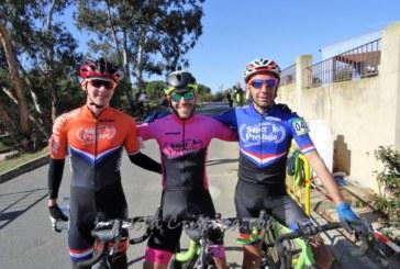 Éxito del II Ciclocross de La Redondela con Ciclismo Superprestigio como triunfadores