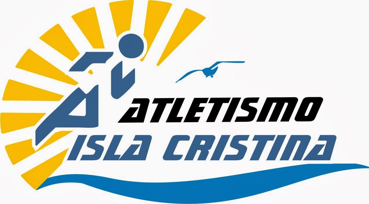 La marea amarilla del C.A. Isla Cristina en el Andaluz Sub 18 en pista cubierta