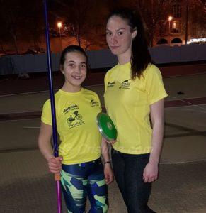 Adriana Ruiz y Ana Morcillo a por las medallas del Campeonato de Andalucía
