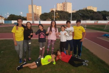 Nos Vamos al Campeonato de Andalucía infantil y Sub 20