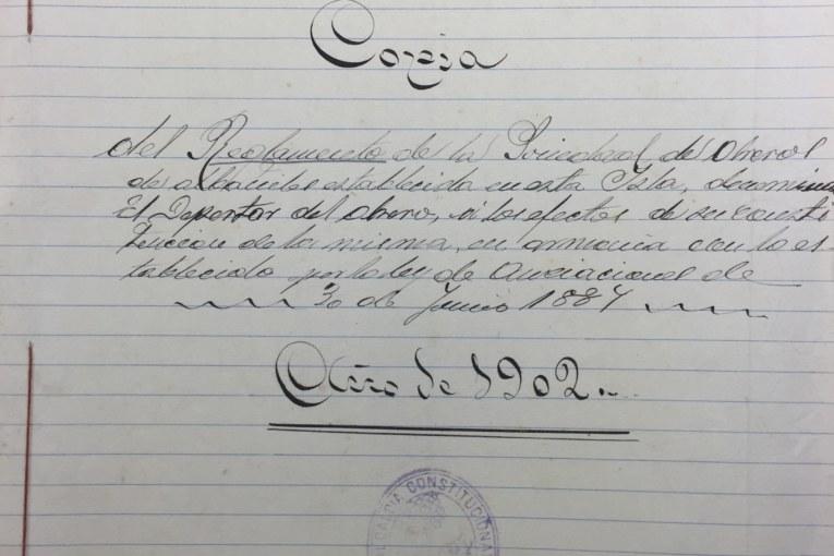"El Documento del mes de febrero de Isla Cristina, nos trae ""El Defensor del Obrero"""